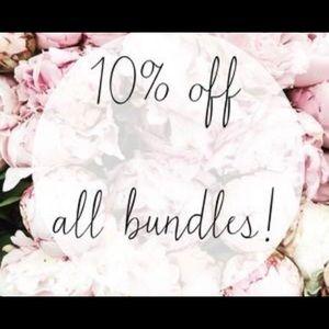 Handbags - 10% off bundles!